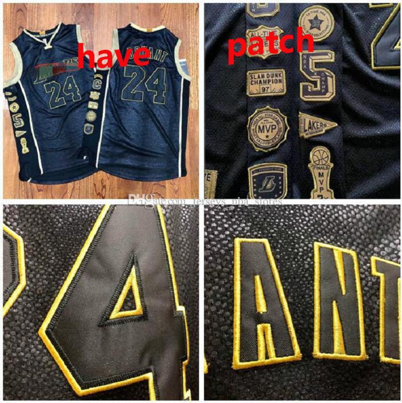 Los hombresÁngelesLakersKobeBryantMitchell Ness Negro MambaLas maderas duras Clásicos del jersey del jugador 01