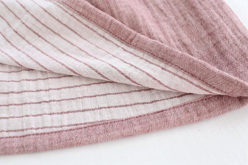 A1Up6 Liebe Herren Kimono Roben Bademantel New Baumwolle Bunte String Baumwolle Pyjama Pyjama Pyjamas Bademantel gewaschen