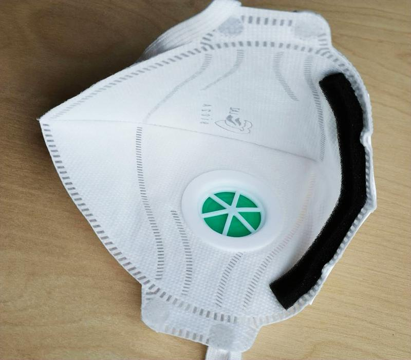 DHL Бесплатная доставка! KN95 Защитная маска с клапаном пыли лица аэродинамическим способом из расплава Маски Фильтр Mouth крышки многоразовый Респиратор РМ2,5 клапаны