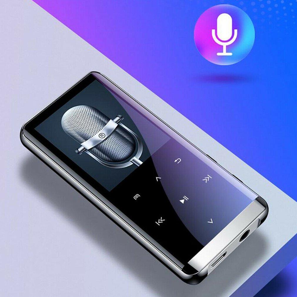 Novo MP3 Player Bluetooth 16 GB FM Rádio HiFi MP4S Musikspieler Mit 800mA Batterie / Gravador OTG MP3 Player