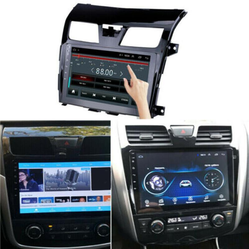 Novel-10.1inch Android 9.1 Auto-Stereoradio GPS MP5 Quad-Core für Altima 2013-2020
