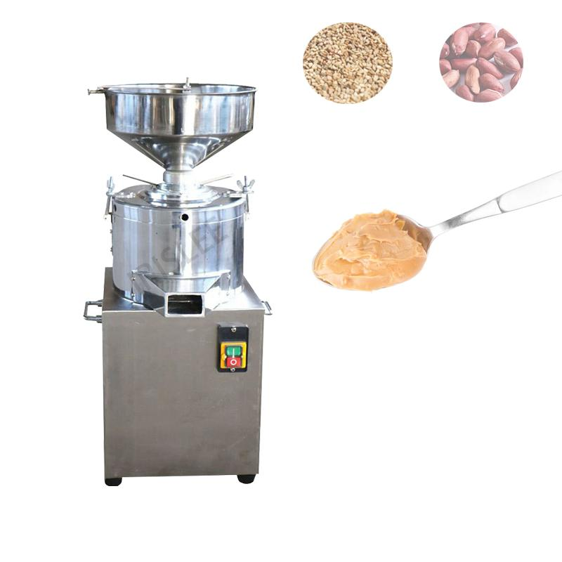 8 litros de sésamo eléctrico Pasta Making Machine Peanut Millinder Sésamo Pastilla Máquina Máquina de mantequilla Máquina de pasta de cacahuete