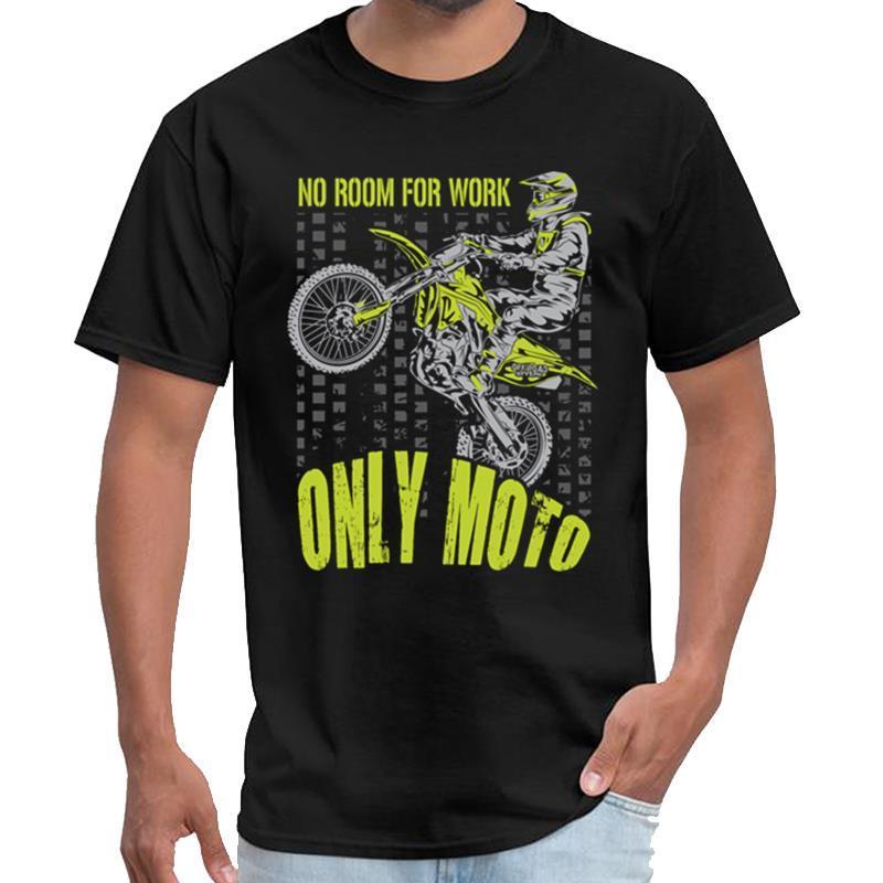 Individuelle Motocross Nur Moto Kawasaki übernatürlich T-Shirt Herren Tiger König Hemd große Größe s ~ 5xL Normal