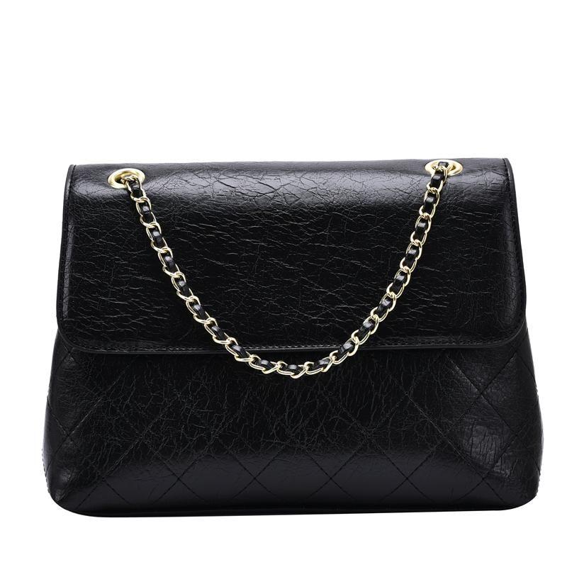 Meilleures ventes Sac à main Lady Bag Fashion Girl femmes Famale de haute qualité Messenger Tote solide Casual épaule en cuir pour les femmes