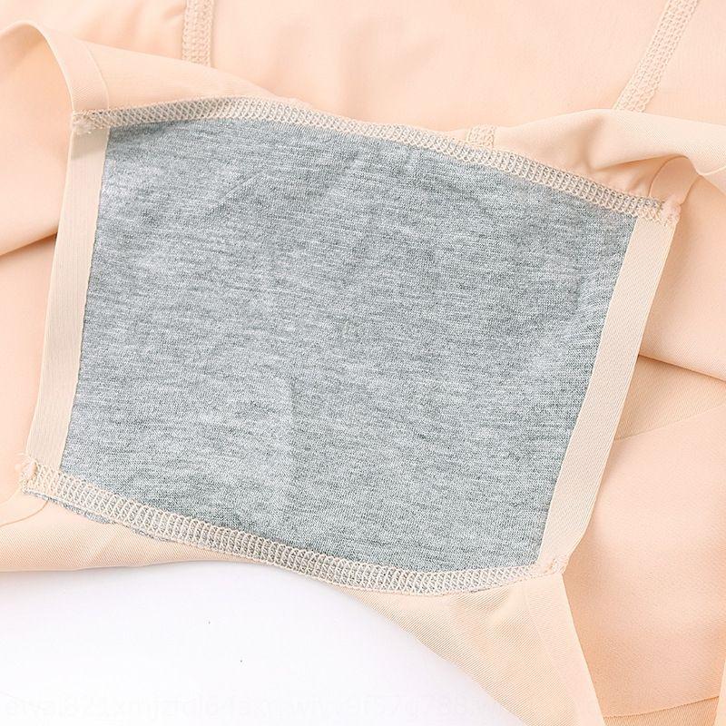 Kaká mismo estilo de las mujeres de la entrepierna posparto pélvica forma la ropa interior del cuerpo de ajuste que forma los pantalones de algodón sin costuras mujeres de Barbie vientre de los pantalones