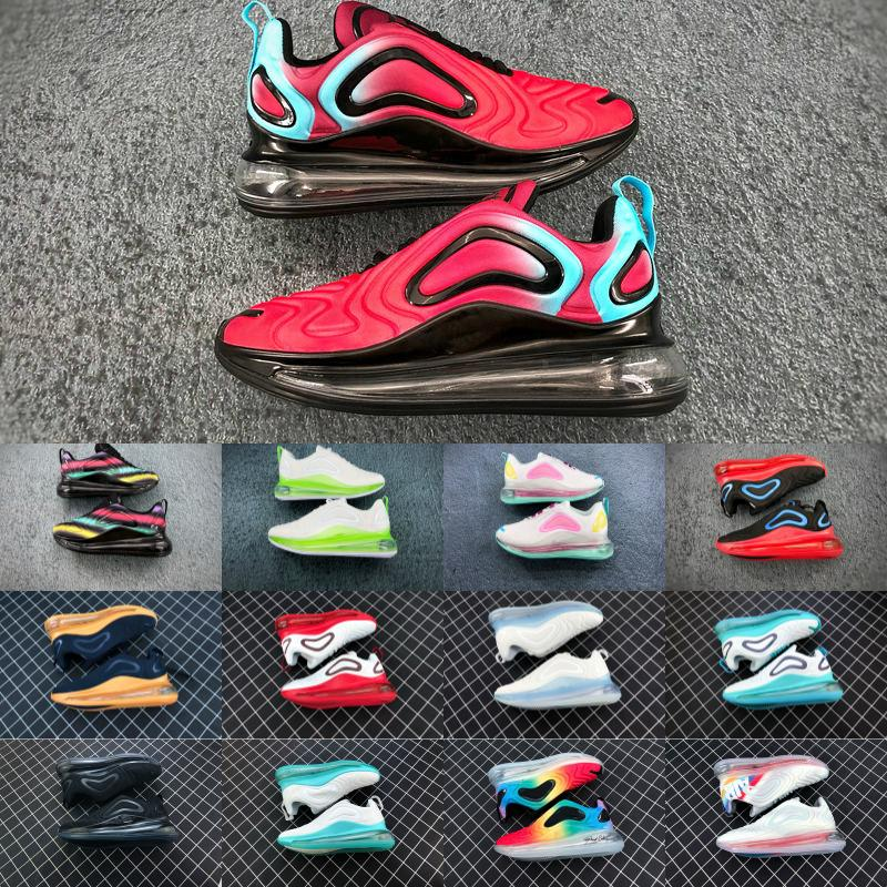chaussures de course des hommes de mode femmes formatrices mer Aurora Forêt Noire Triple Sunset Cool Gray Pastel Pink Tones baskets de sport souffle hommes