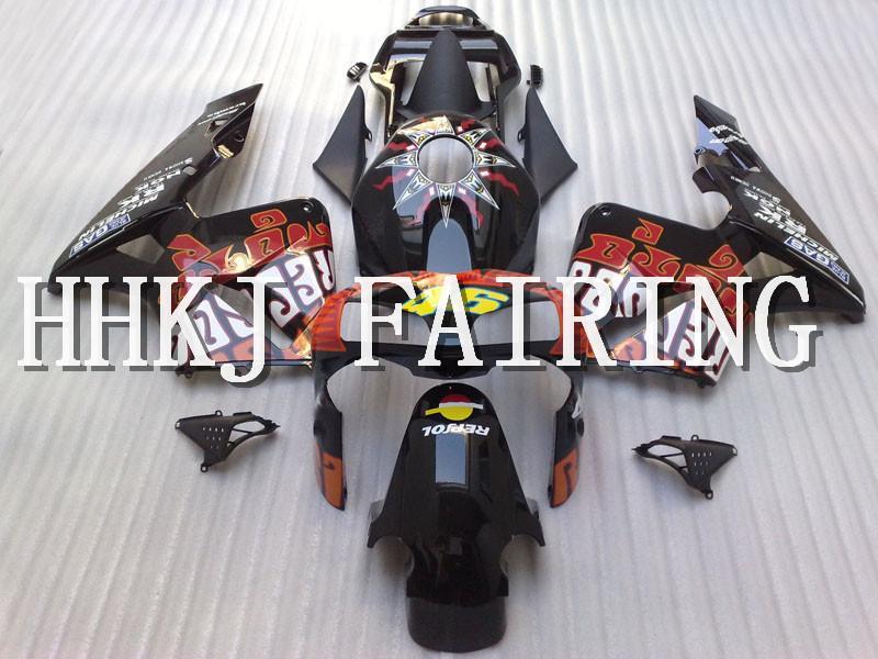 ABS Plastis Motorrad-Karosserie-Verkleidung Kit Fit For CBR600RR 2003 2004 CBR600 F5 Injection Molding Moto Hull Motor Fairing HHC03