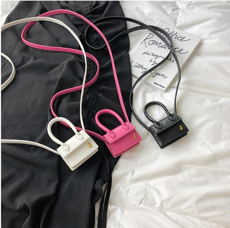 디자이너 - 패션 핸드백 슈퍼 미니 가방 핸드백 지갑 고품질 숙녀 디자이너 가방 크로스 바디 가방