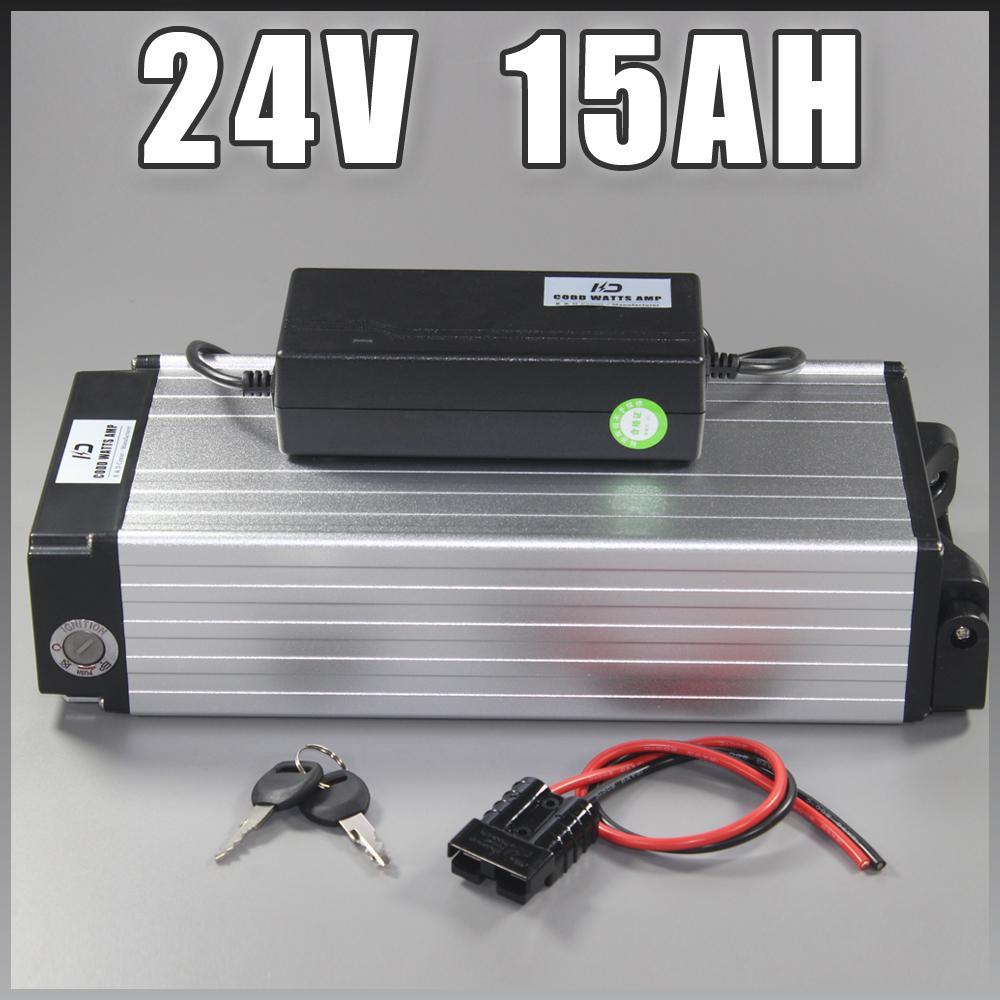 24v batteria al litio bicicletta elettrica Ciclomotore / pack agli ioni elettrico / litio
