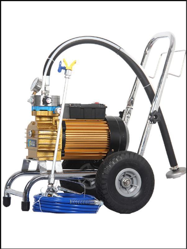 Spruzzatrice airless ad alta pressione 990/1900 / 2600High Power PressureLatex Vernice Vernice Vernice Vernice Qualità 3000W 4000W 4500W