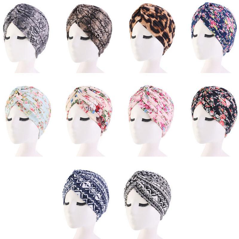 Muslim Croce Turbante interno Hijab Cap Bandane cappello islamico fascia Turbante foulard volant Headwrap hijab musulmano delle donne Headwear