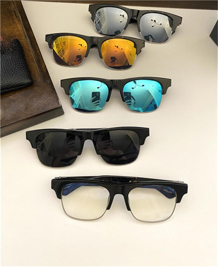 With Square And Sunglasses Square Metal Eyewear BALTAY Optical Eyeglass Glasses For Man Design Women Vintage Case BALTAY Bgdkc