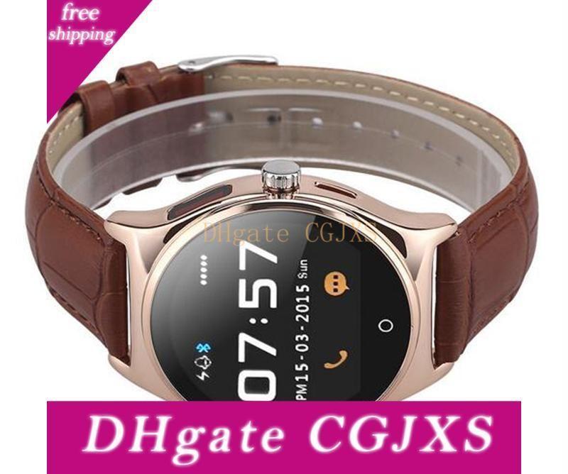 Rwatch R11 Смарт Часы Инфракрасный пульт дистанционного управления сердечного ритма вызовов / Sms Сидячий С Свободная перевозка груза DHL