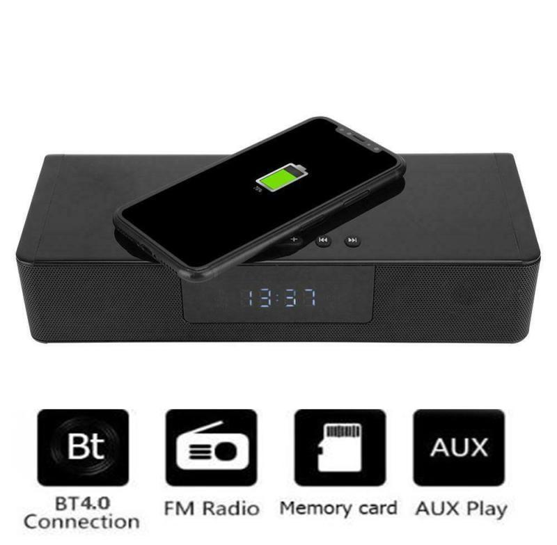 Bluetooth Altoparlante TV LED display Soundbar con altoparlanti Telecomando stereo subwoofer wireless di ricarica per i cellulari