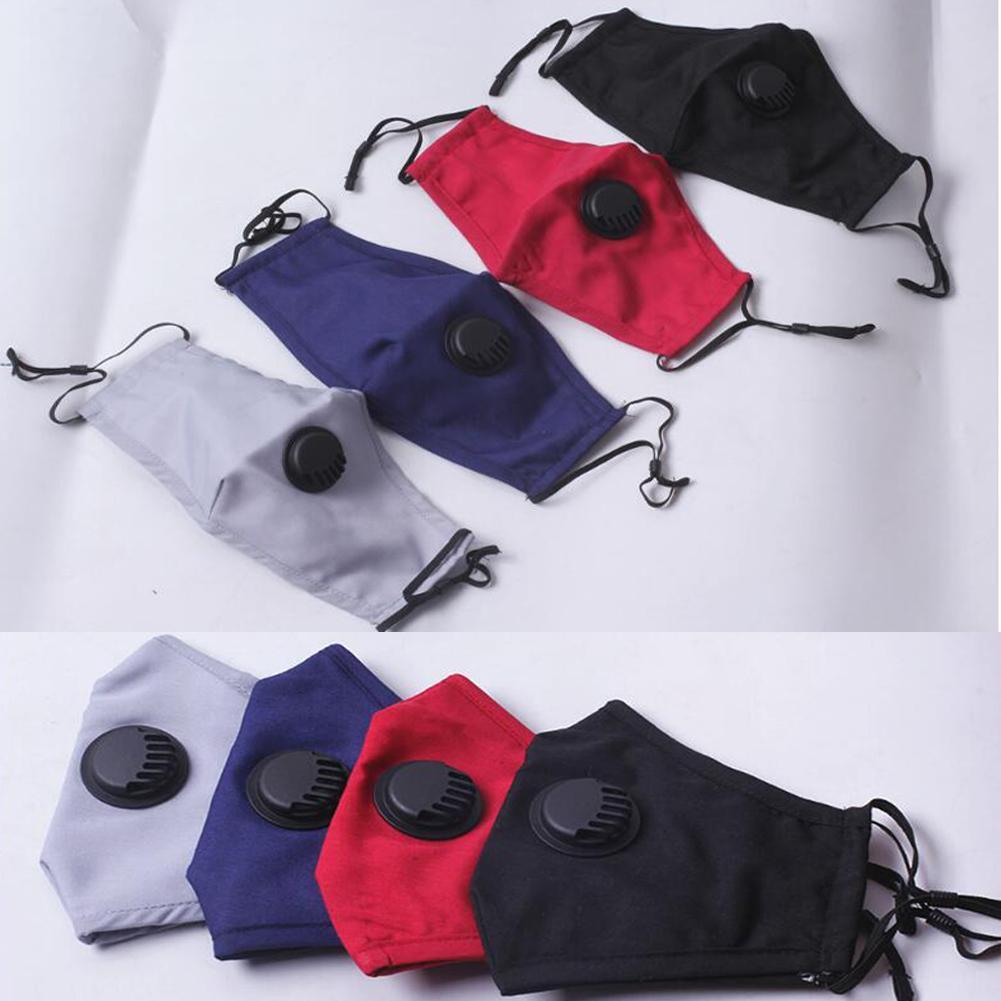 Maske für Kinder Kinder Cotton Epack Erwachsener Waschbar Erwachsene Kinder Einstellbar Schutz Frauen Mann Kid Baumwolle Gesicht Maske entfernt Drop Shipping