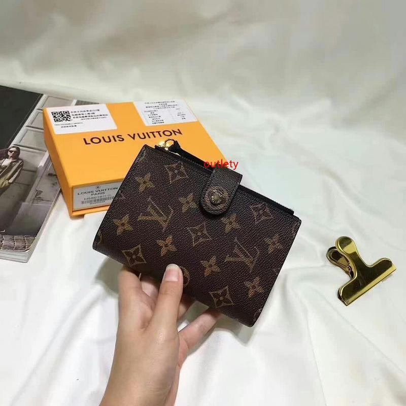 M58019 New femmes S d'embrayage Portefeuille bourse en cuir Petite bourse Portefeuilles Mini embrayages Exotiques chaîne du soir Sacs de ceinture
