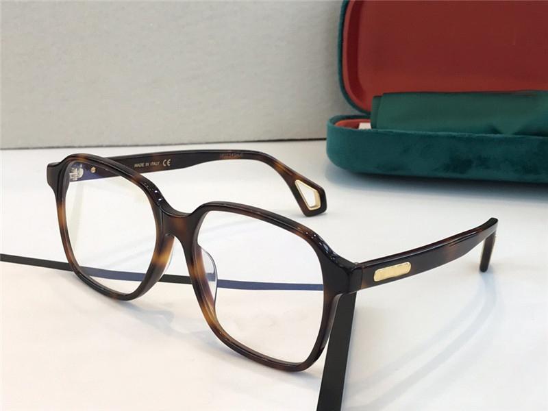 0469O Havana Homens óculos moldura 56 milímetros Moda 0469 / Quadro O Havana óptica óculos de sol Quadros novo com caixa