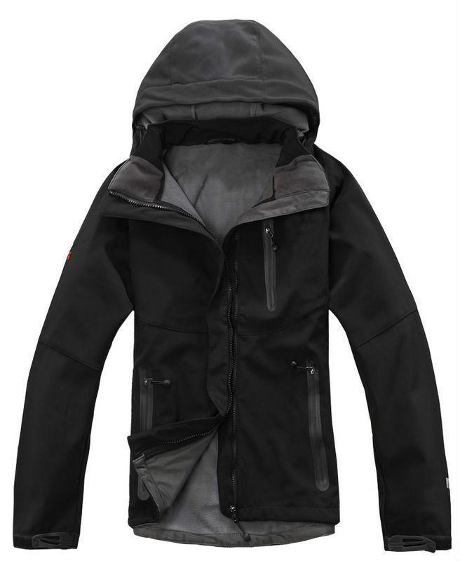 cappotti Donna Autunno Inverno Softshell giacche in pile Soft Shell chaqueta escursione del campeggio Windbreaker