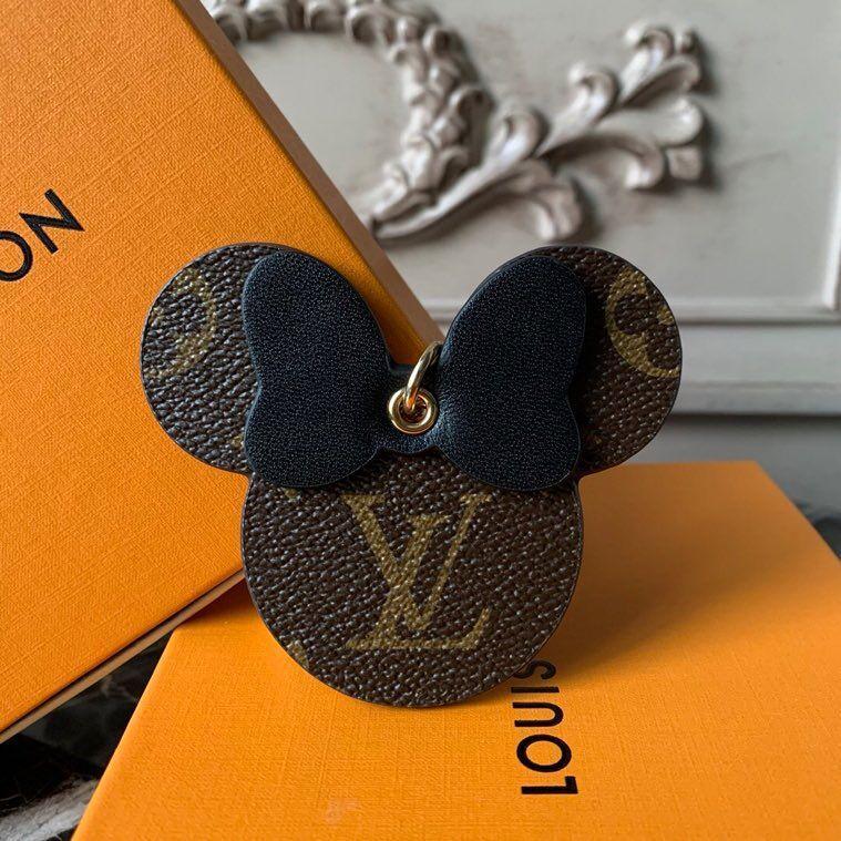 2020 Porte-clés Mode Boucle clé bourse Pendentif Sacs chien conception de poupée Porte-clé Keychain Boucle 6 Couleur Top qualité