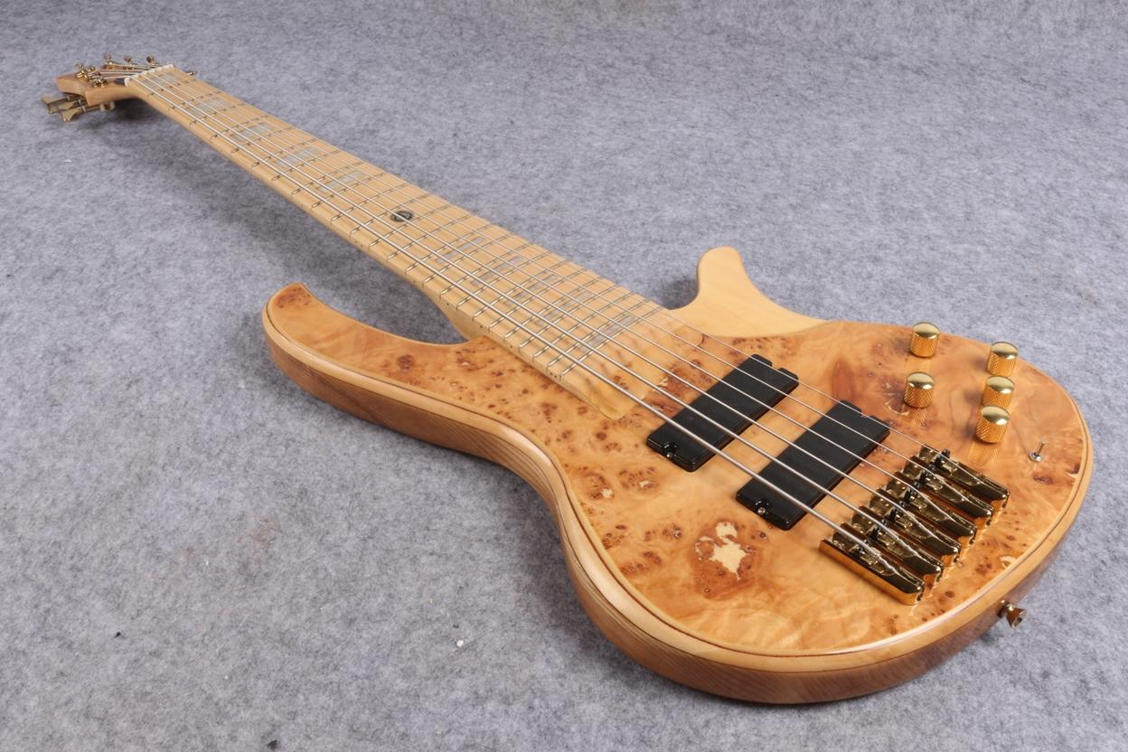 6 Strings Natural Electric Bass Guitar Maple Body Active Bass Wiring Diagram  24 Frets Gold Hardware China Made Siganture Bass Bass Guitar Fretboard Bass  Guitar For Sale Cheap From Allguitar, $399.23  DHgate.ComDHgate.com