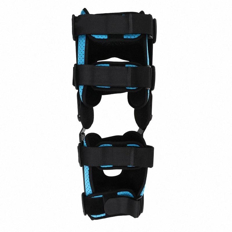 M Diz Ortezi Destek Ayraç Ortak Sabitleyici Kırılma Muhafız Atel Bacak Protector ufn5 # Sabit