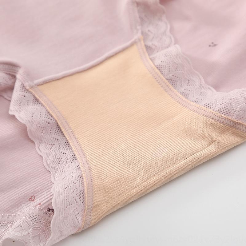 RvvD8 sexy lace lace meados de cintura das mulheres underwear novo doce francês estudante cueca verão