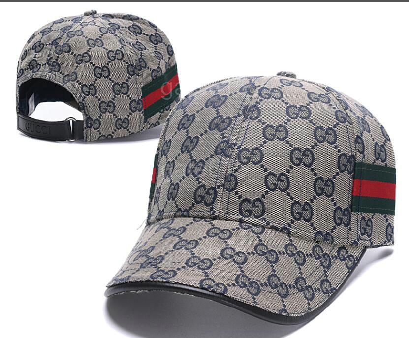Livraison gratuite brodé luxe Italie GG Paris snapback réglable Casquette de baseball Loisirs Sunscreen Hip Hop Chapeau de crème solaire A32