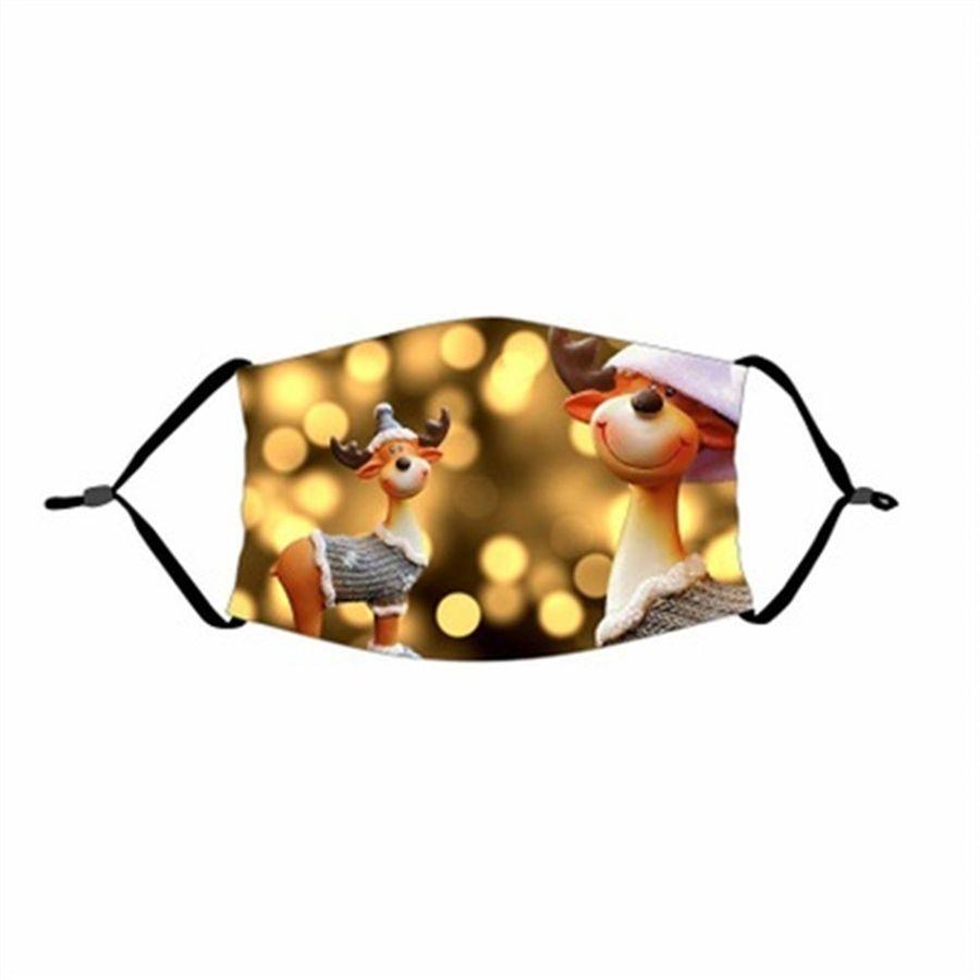 Маска для лица OYs Non-WovenCartoon Mouth Маска Анти Загрязнения Девушки печати Cute мультфильм животных маска # 568