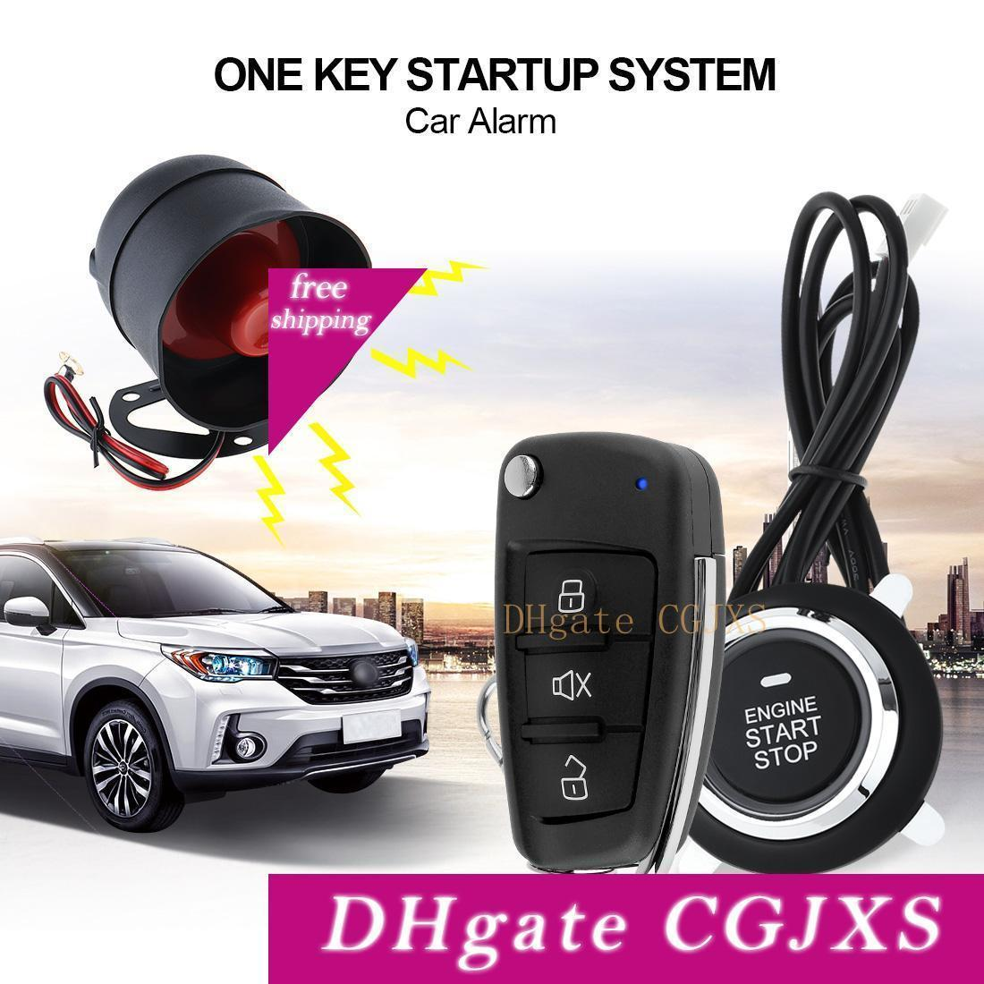2020 Universal Car Alarm System Remote Start Stop Engine System With Auto Central Lock And Keyless Entry Cal 10h From Wnmdksi 39 56 Dhgate Com