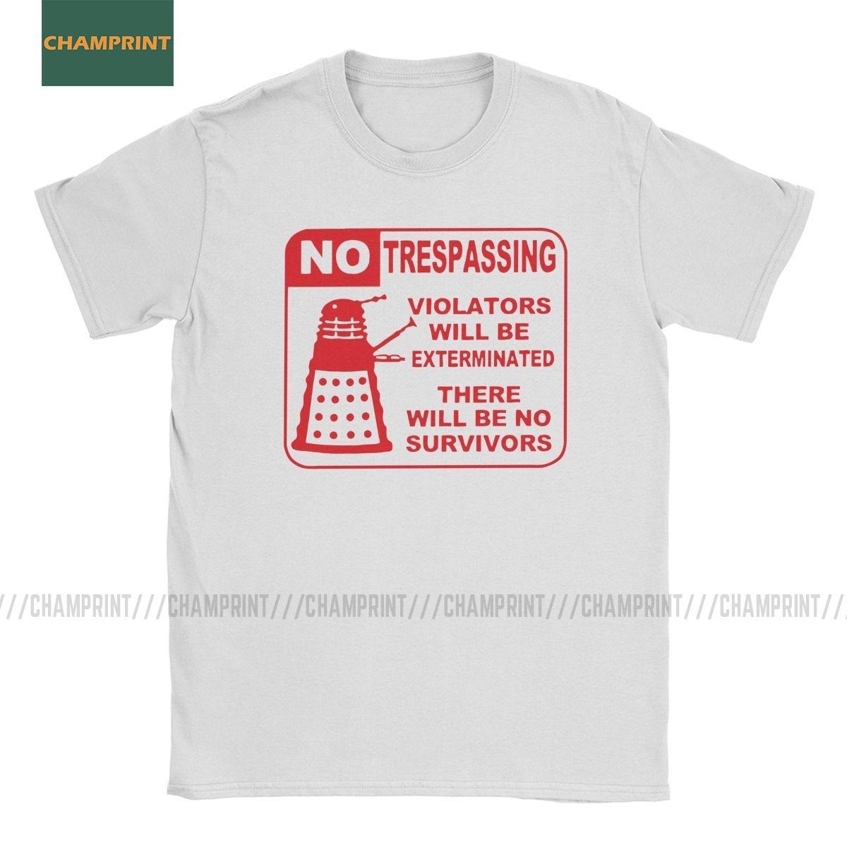Sinais de perigo Doctor Who homens camisetas Blue Box Tardis Gallifrey Timelord camiseta de manga curta T-shirt de algodão 4xl 5XL Tops