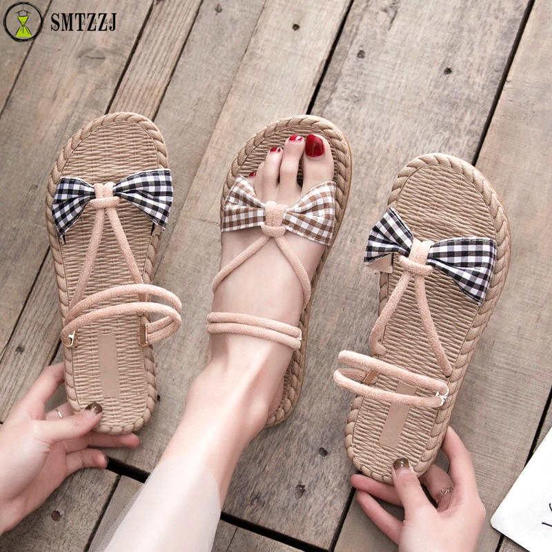 Yaz Banyo Yumuşak Terlik Rhinestones Bling Plaj Bayanlar Büyük Kızlar 2020 Slaytlar Kapalı Ev Giyim Sandalet ayakkabı