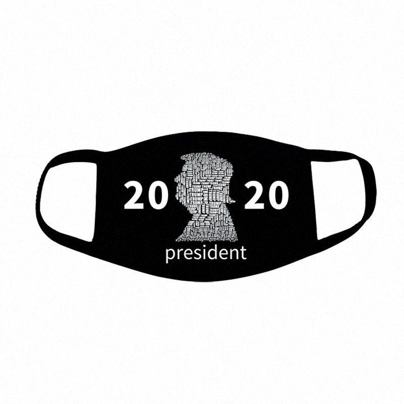 24styles Trump masque élection américaine Masques de coton Keep America Grande Encore une fois Cosplay Biden Party Masques visage anti-poussière bouche Couverture GGA35 4whC #