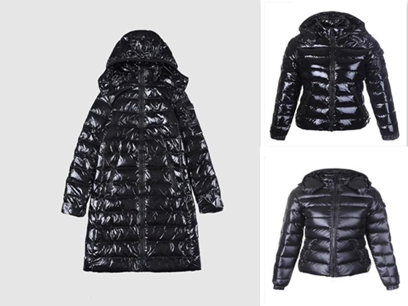 Bayanlar Outdoor için Yeni Gelenler Kış ceket Aşağı maya Kadınlar Marka Tasarımcı Giyim Puffer Ceket Lüks Kürk Palto Çevrimiçi Isınma