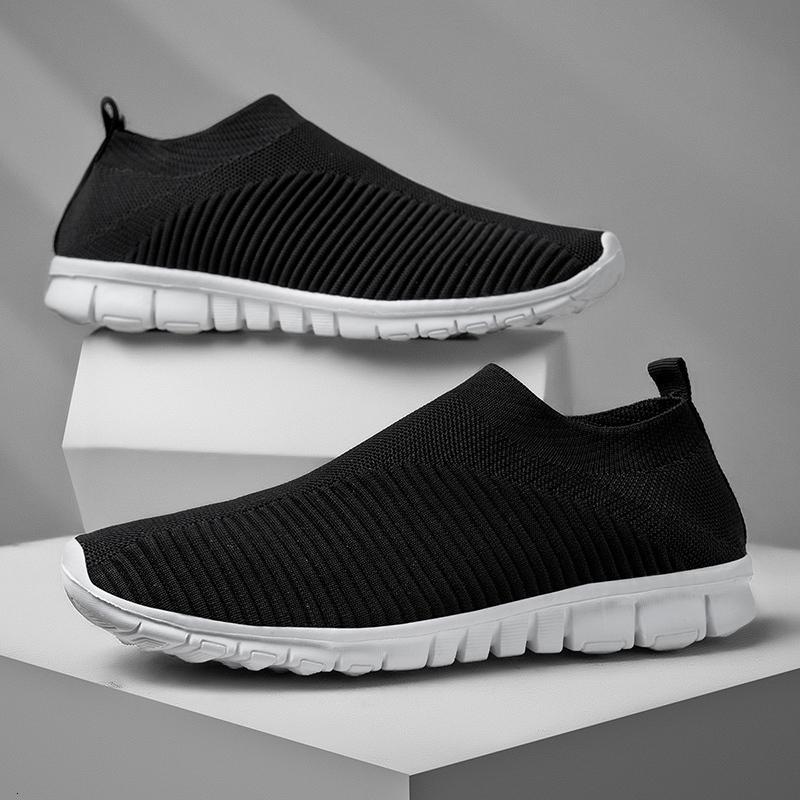 Damyuan Nouveau Casual Hommes 2020 Mode Mesh respirant plat 47 Sneakers Grand Extérieur Léger antidérapants Chaussures Femmes Sports