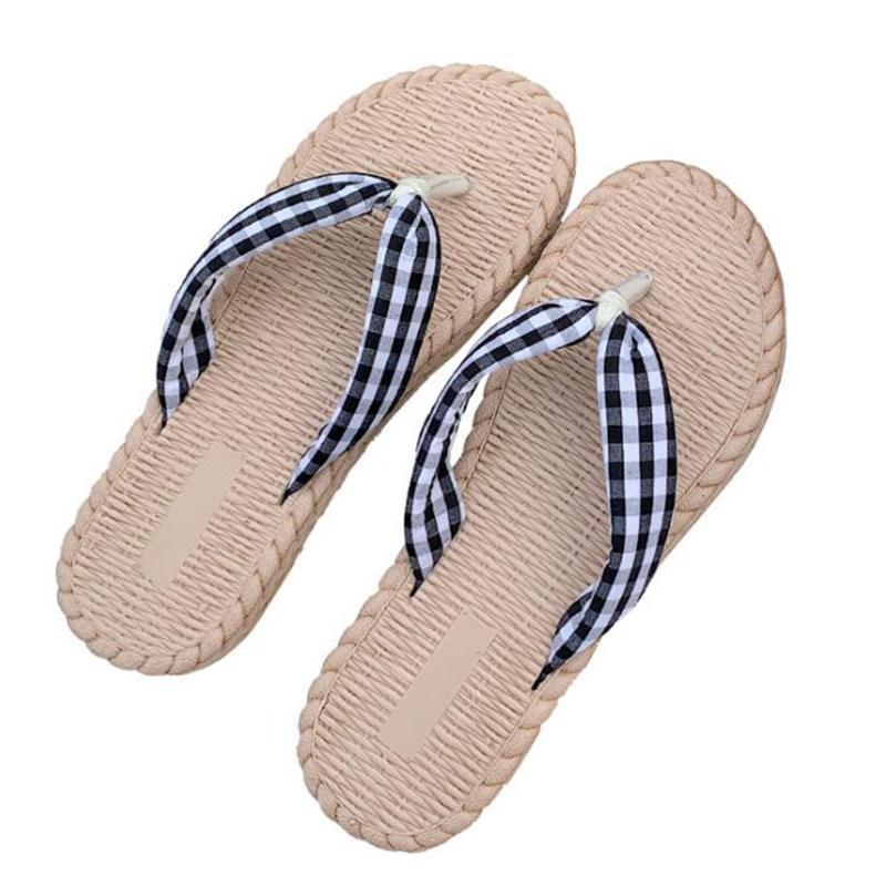 New Calçados Femininos Verão férias na praia Sandálias mulheres plana antiderrapante Thongs Chinelos flip flops ocasional moda Chinelos kl434