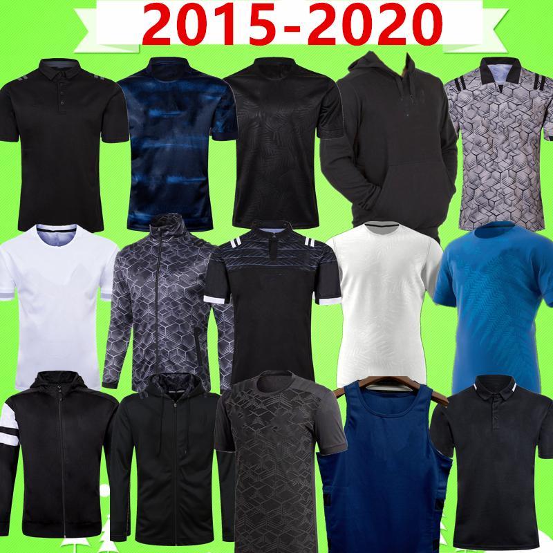 2015 2020 올 블랙 럭비 리그 저지 반바지 폴로 긴 소매 재킷 세븐 A면 특수 교육 정장 까마귀 월드컵 홈 원정 t- 셔츠