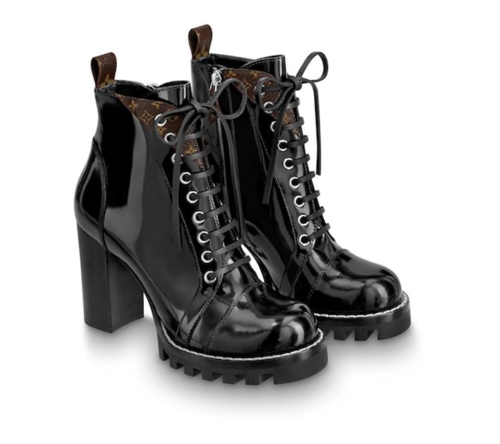 2019t talon haut Zip bottes courtes en cuir véritable lacent femmes bottes courtes design de luxe de haute qualité imprimé rayures bottes courtes EUR 35-41