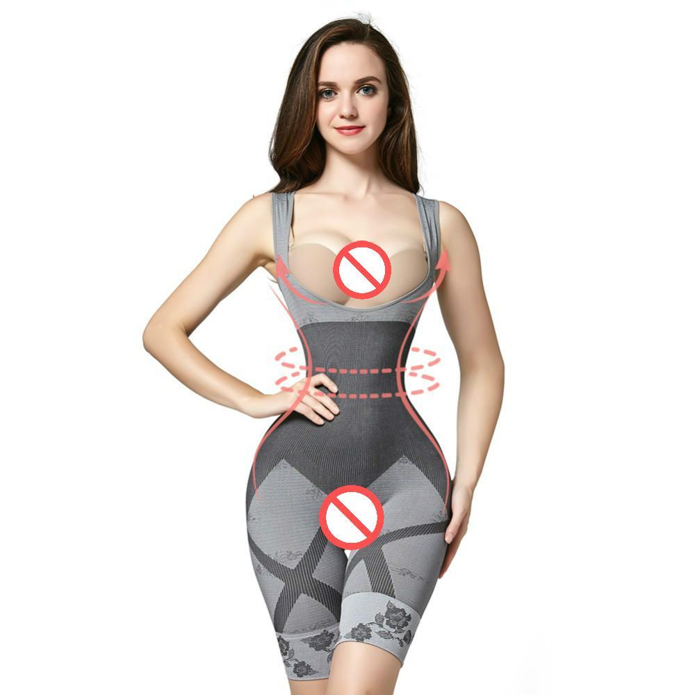 BNC Shapewear Taille Trainer Body Shaper Minceur Sous-vêtements Femmes Slim Slim Sous-vêtements Sous-vêtements Butteuse Courroie Réduire la Faja 2020