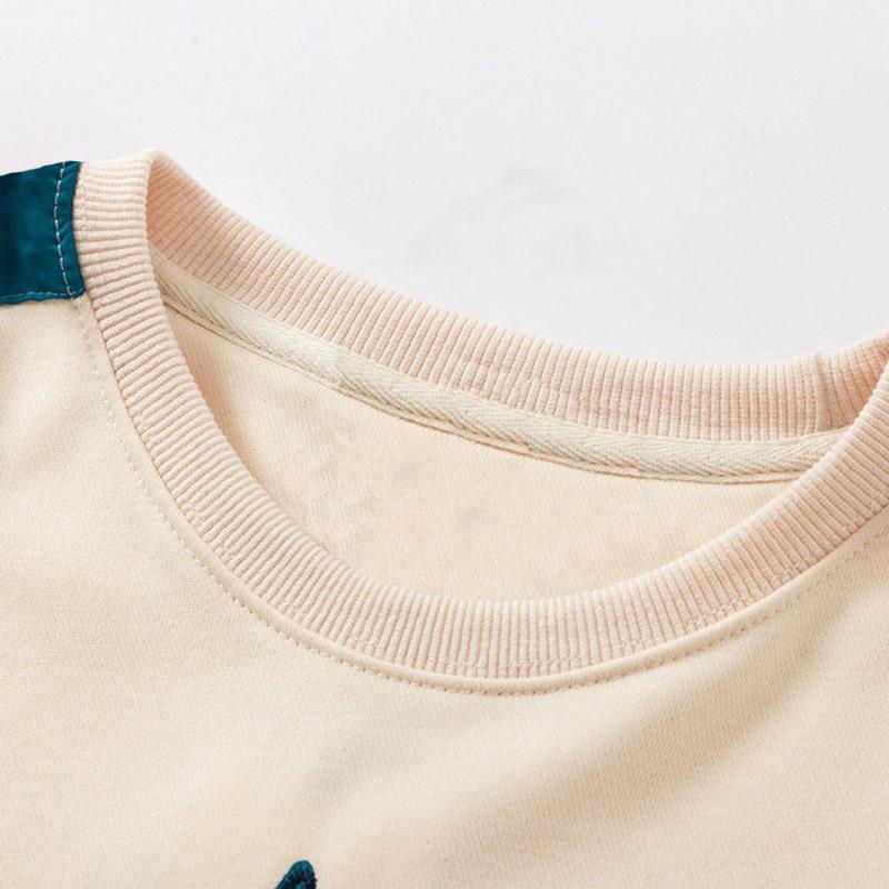 Uomini nuovi prodotti pullover felpa paio di alta qualità di stampa felpa uomini di modo cotone dimensioni pullover S-XXL