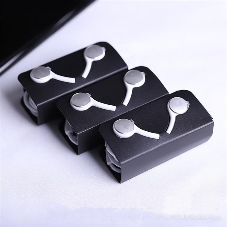 Orijinal OEM Kalite Kulak Kablolu 3.5mm Jack S10 Kulaklık Kulaklıklar Kulaklıklar MIC Uzaktan Samsung S20 S9 S8 Artı Not 8 9 10 10 EO-IG9505 Kulaklık