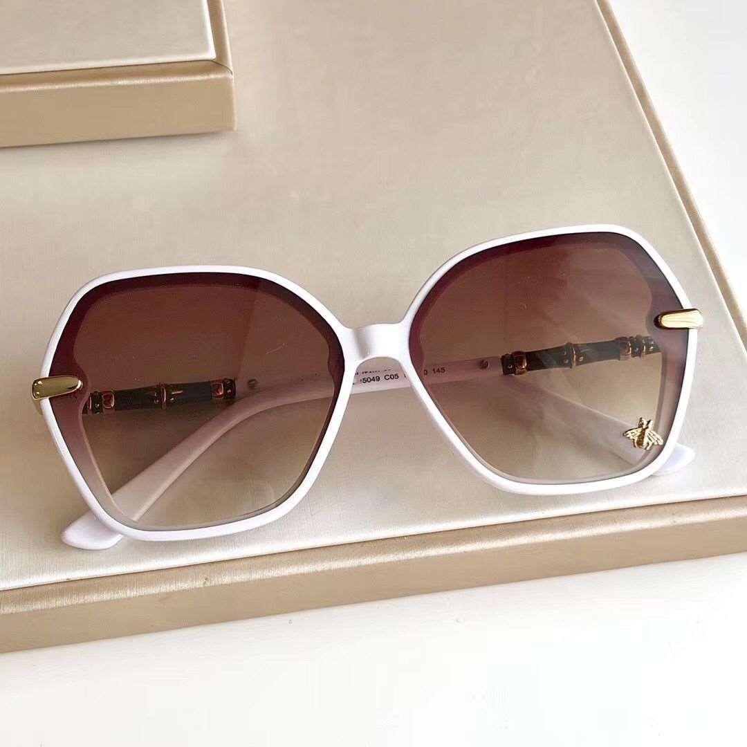 2020 الموضة الجديدة الفاخرة العلامة التجارية مصمم النظارات الشمسية 5409 جولة إطار الرجعية نماذج بسيطة الترفيه الصيف أسلوب حماية العين المنصة