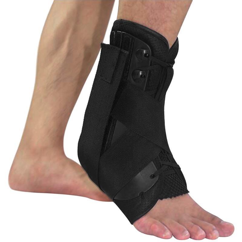 1PC Sport Knöchelstütze elastische hohe Schützen Sport Knöchelgerätesicherheits Abstützung für die Wiederherstellung Gelenkschmerzen