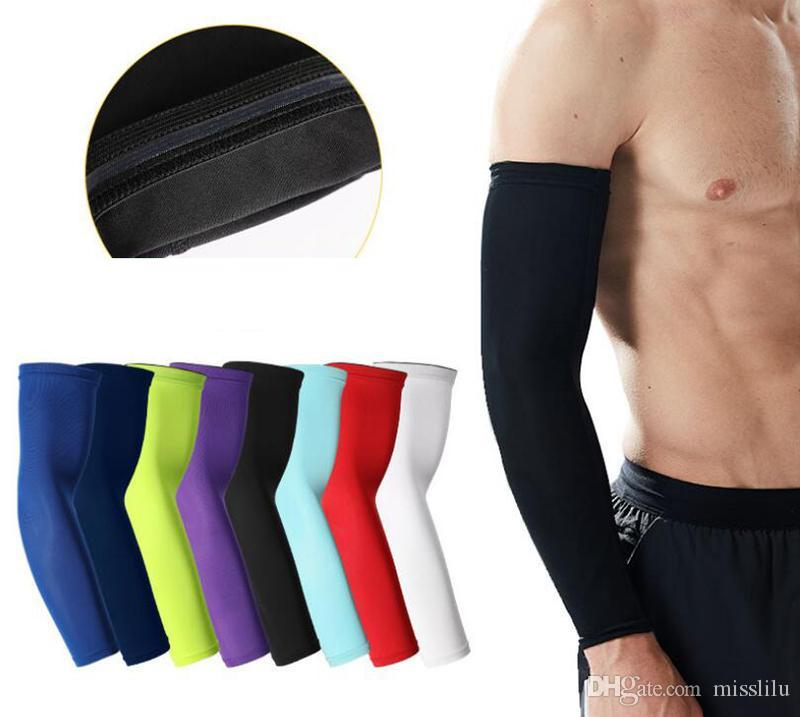 Basketball Arm Guard Extended Elbow Guard Wrist Guard Men's and Women's Sport