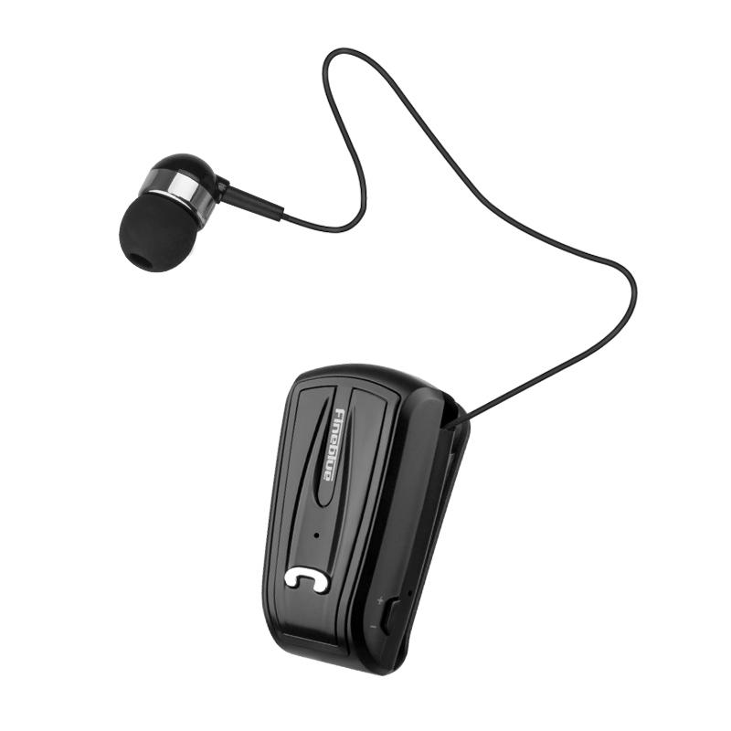 Original Fineblue F-V6 Wireless Bluetooth V4.1 Headset In-Ear hands free call 5 h Wear Clip Hands Free Earphone For Smartphones