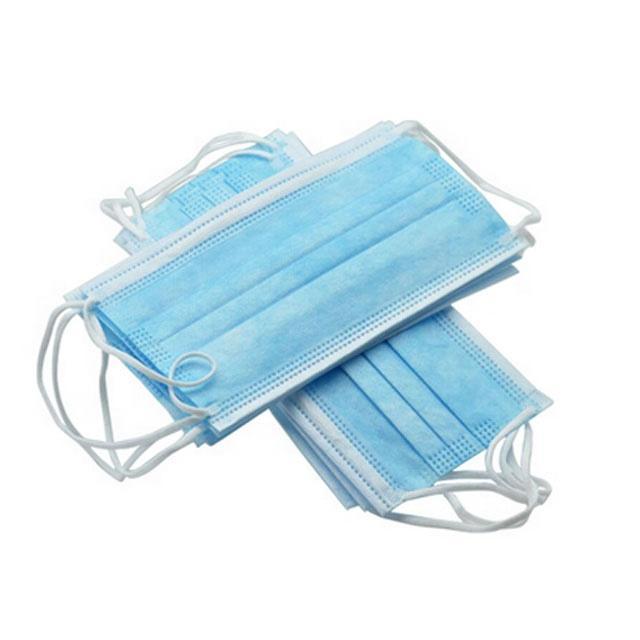 Маска для доставки носа пятно три свободных сток лето маска слой пыли и дни 3-7 тумана белый в тонкой одноразовой доставке xtuln tpnfw