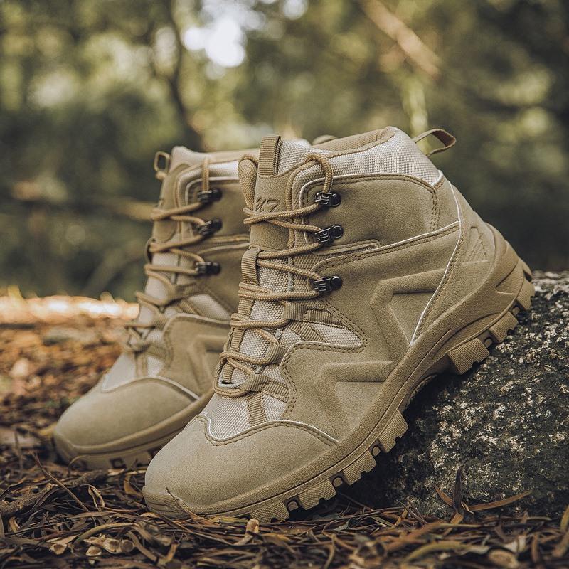 Outdoor Trainner Schuhe Herren Winter Schnee Stiefel Bota Coturnos Masculino Männer High Top Sneakers Männer Bequeme Strapazierfähige Stiefel