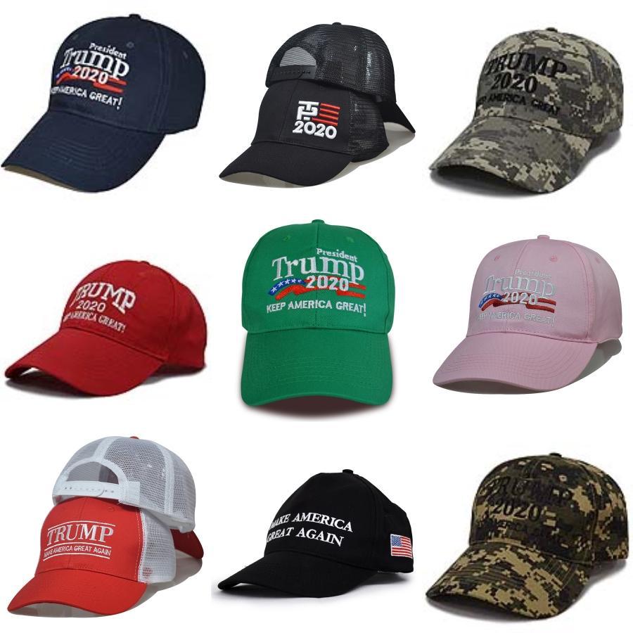 6 piezas de algodón Cap Nuestra Salud, Gran Una vez más nosotros gorra de béisbol del sombrero de béisbol Trump Trump sombrero # 683