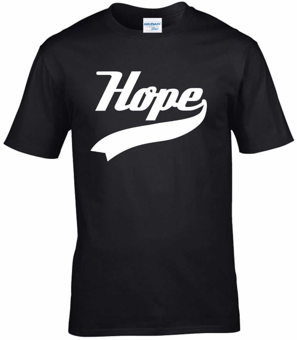 Nuevo 2020 de la manera caliente de la camiseta del verano del estilo divertido lema de la esperanza Camisa de la cita diseños cristianos religioso de Jesús Cristo T de Navidad