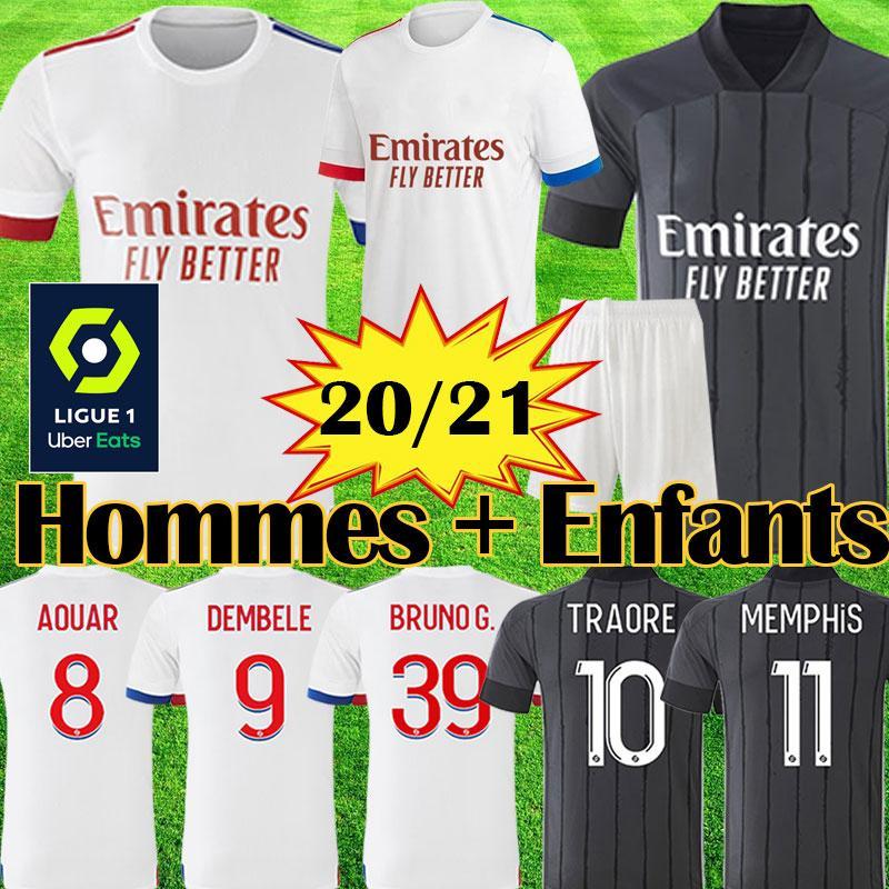 Nueva Jersey el 21 de fútbol 2020 2021 Equipo de camiseta de fútbol kit de 20 uniformes hombres hijos