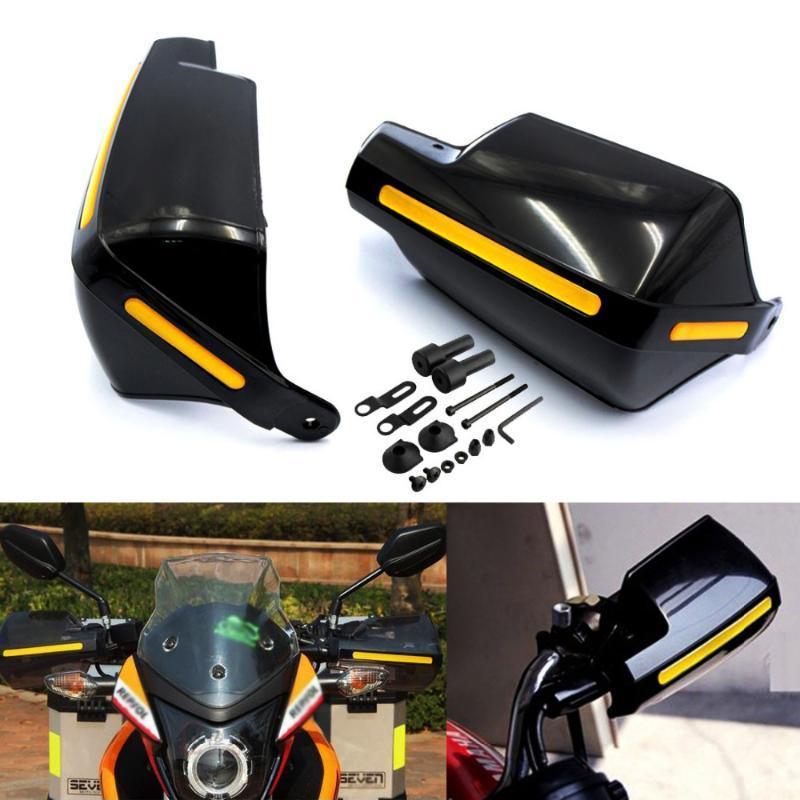 Moto protezione della mano di Handguard Shield antivento Moto Motocross universale Protector modifica ingranaggi di protezione